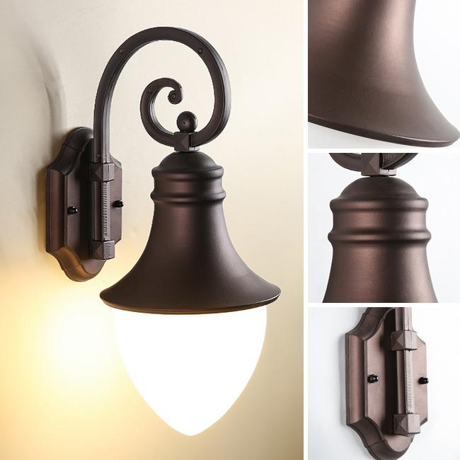 Thiết kế chiếc đèn mang phong Âu Mỹ độc đáo