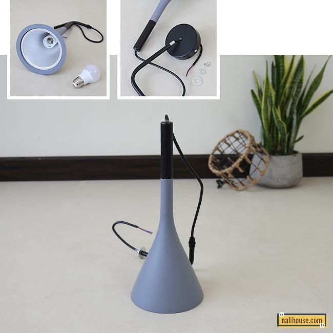 Đèn ngủ treo tường hiện đại phong cách giản đơn, sang trọng