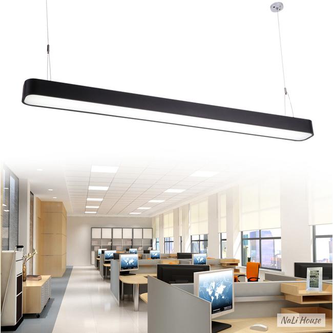 Đèn LED hộp thả trần 1.2m rất đa dạng công dụng lắp đặt