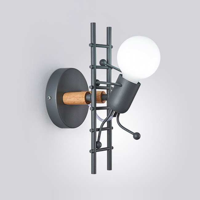 Thiết kế thủ công mới lạ của chiếc đèn phòng ngủ cạnh giường