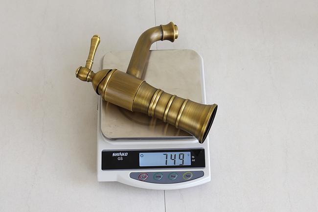 Thông số kích thước lắp đặt vòi nước gắn lavabo âm bàn GCV13
