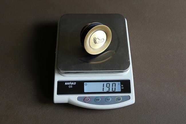 Bộ xả đạp bằng đồng, dày nặng chất lượng