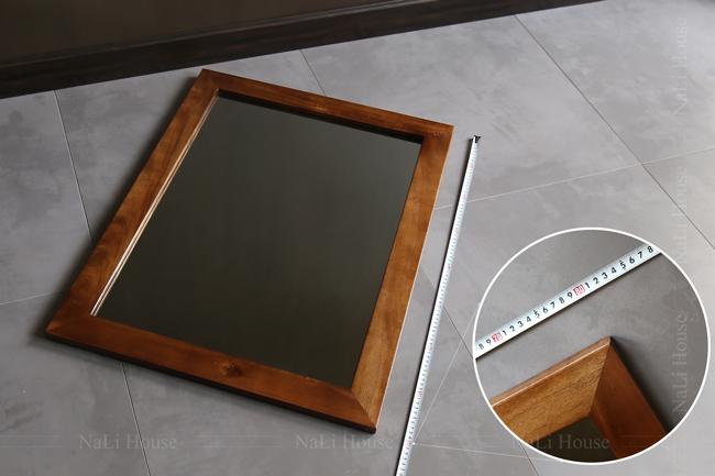 Khung gương treo tường MR21CN có chiều dài 800mm