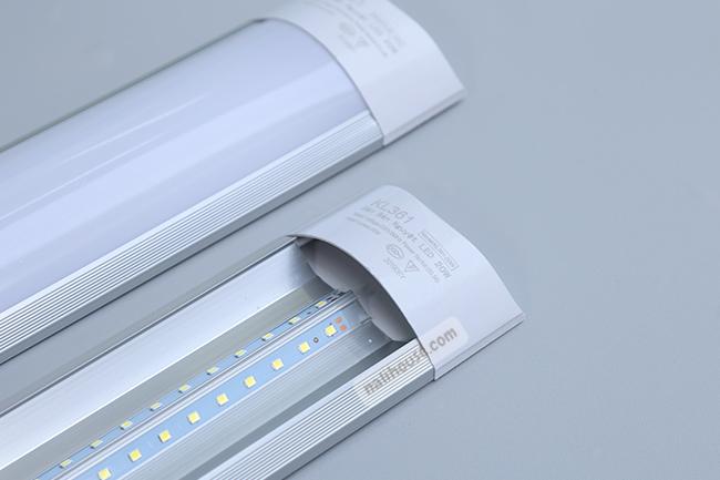 Đèn LED bán nguyệt 6 tấc 20W sáng trắng