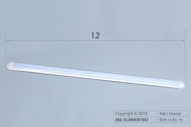 Đèn LED kích thước 1m2 phổ biến tại Việt Nam