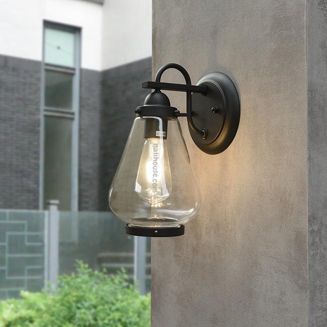 Đèn chiếu tường ngoài trời DS05