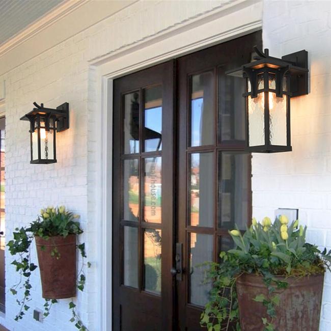 Nguồn sáng LED đèn chiếu tường ngoài trời DS07