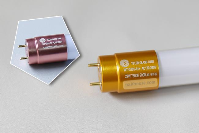 Độ màu đúng tiêu chuẩn của đèn tuýp LED