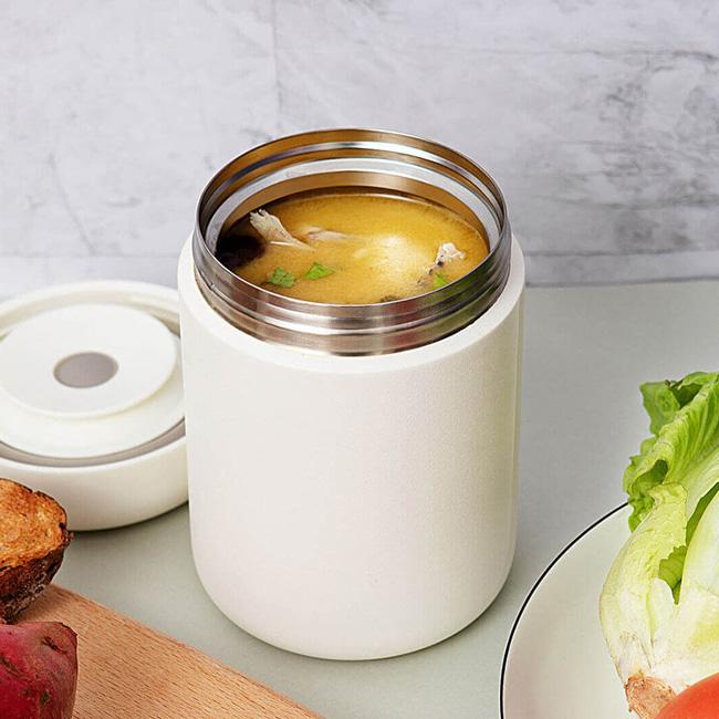 Bình giữ nhiệt đa năng, có thể đựng thức ăn hoặc cháo, súp cho trẻ em