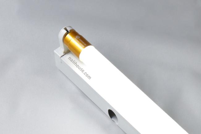 Kiểm tra kỹ lại và bật đèn LED sử dụng