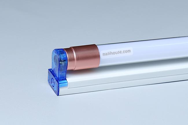 Đèn led tube có thiết kế hiện đại, gọn gàng
